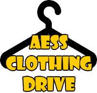 AESS Clothing Drive